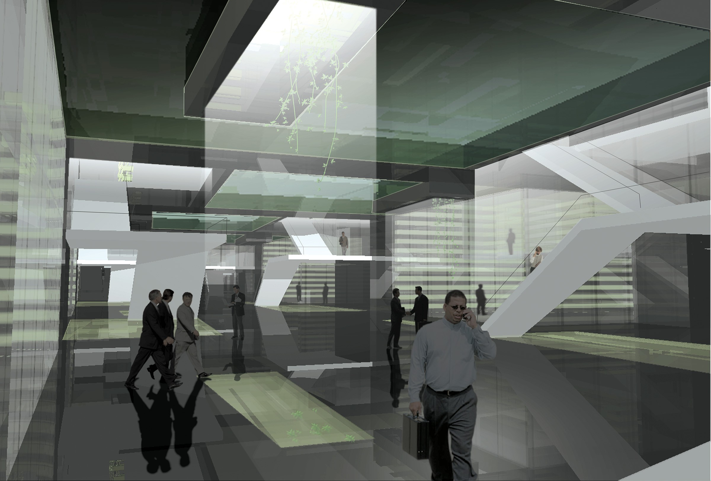 Archiprix nederland - Interieur bibliotheek ...