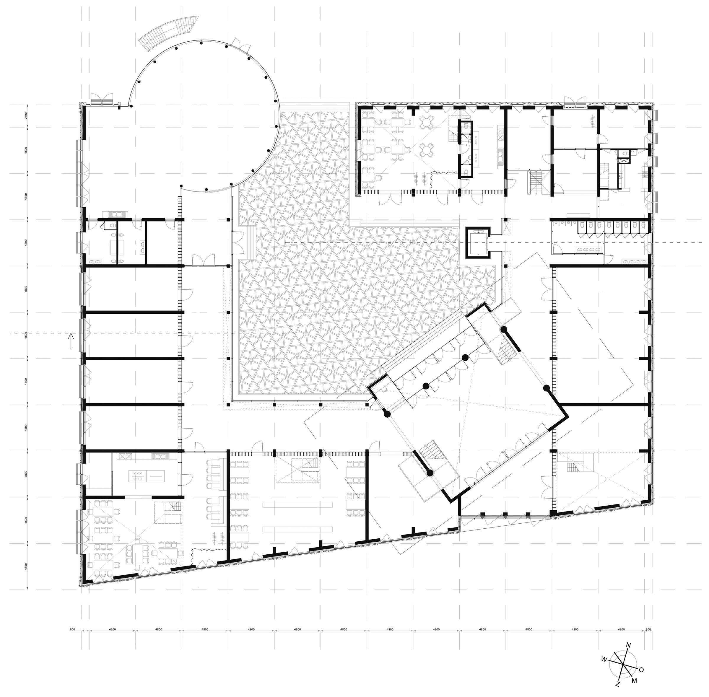Archiprix nederland - Room design for small space plan ...