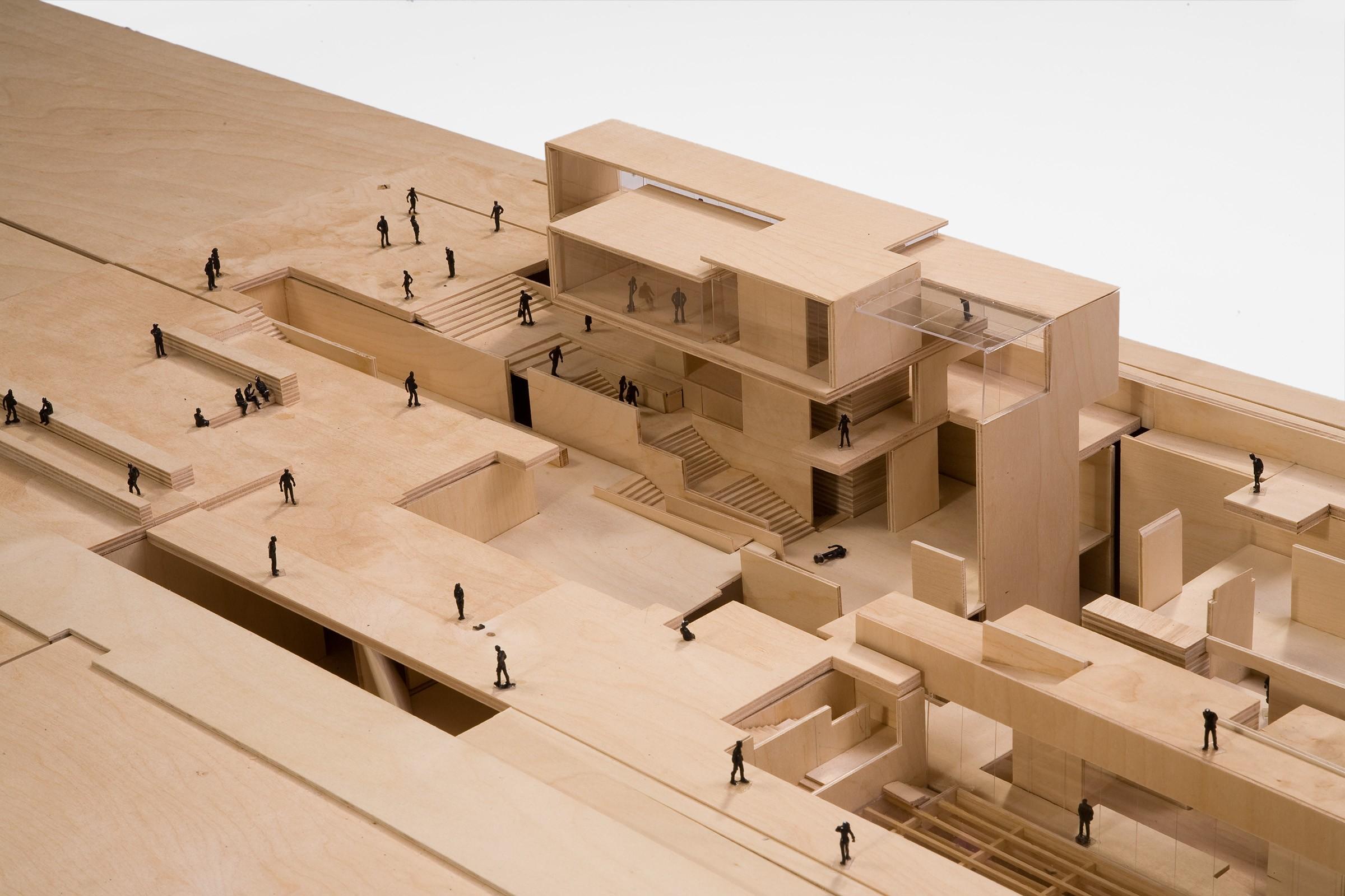 Archiprix nederland for Void architecture definition