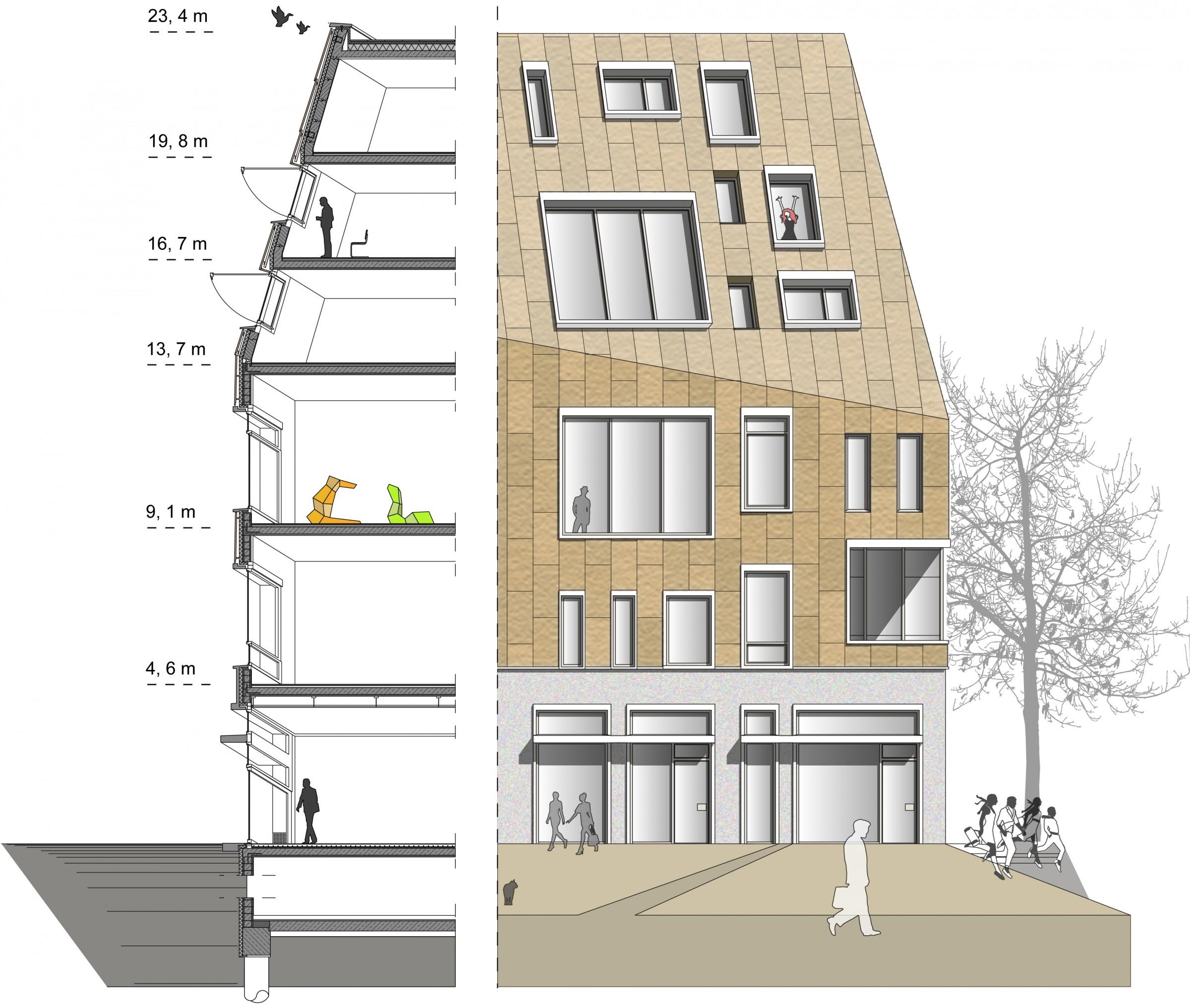 Archiprix nederland - Huis gevel ...