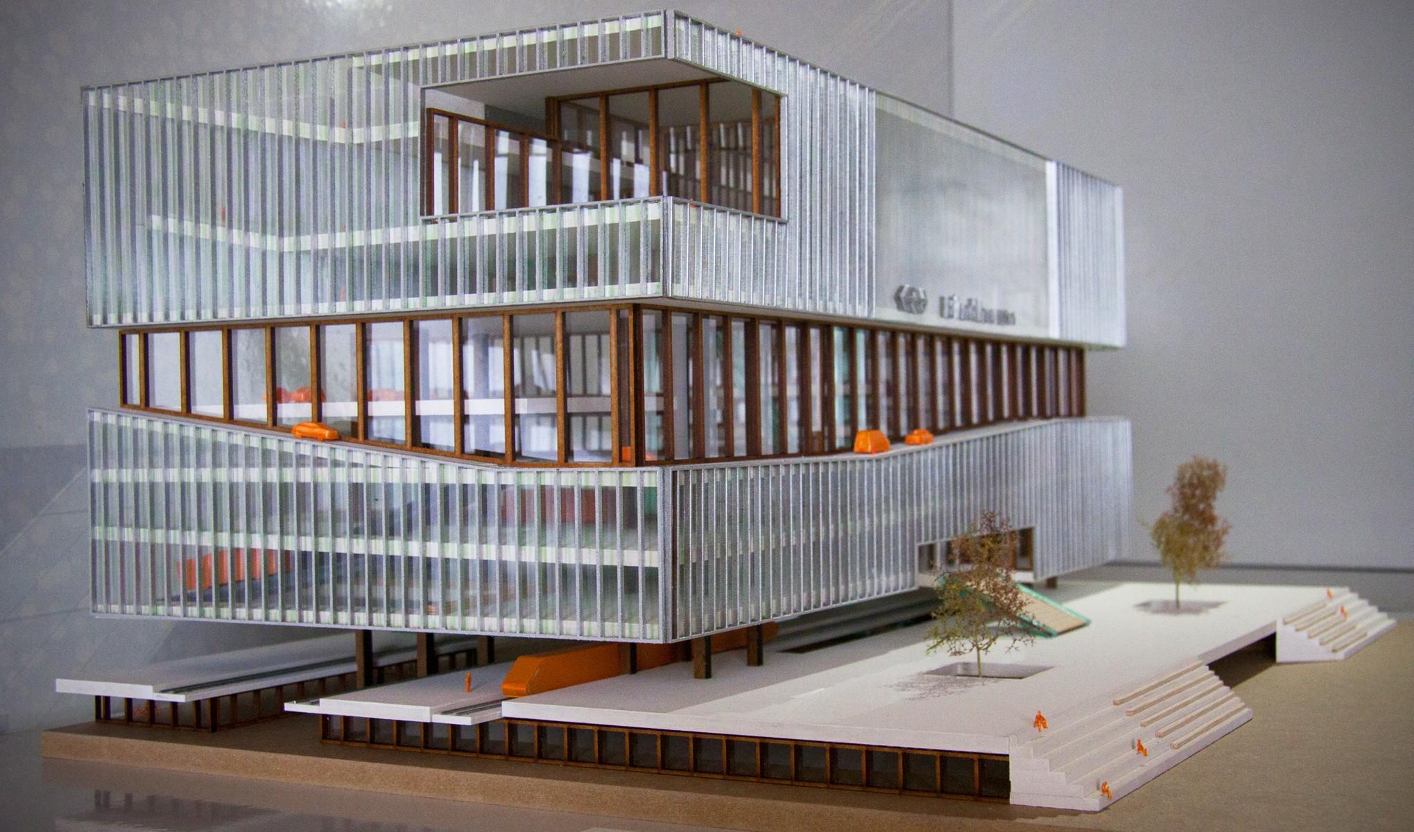 Archiprix nederland - Bibliotheques ontwerp ...